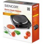 SCP 1504BK-EUE3 vařič jednoplot. SENCOR