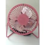 Ventilátor WINNER USB větrák 15 cm, růžová 52458959