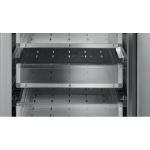 NORDline KCA07-P výsuvná zásuvka s plexi čelním sklem