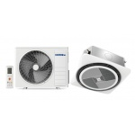 NORDline klimatizace stropní kazeta SPLIT SAVH24A-A3NA R32