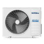 NORDline klimatizace MULTI-SPLIT SUV2-H18/3CFA-N venkovní jednotka R32