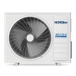 NORDline klimatizace MULTI-SPLIT SUV3-H24-1CGA-N venkovní jednotka R410a