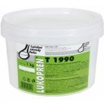 Lukopren T1990 trvale plastický silikonový tmel, šedá, 1 kg