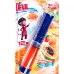 Dr. Devil WC bodový blok Tropic Fruit, 75 ml