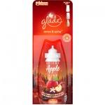 Glade Sense & Spray Spiced Apple Kiss náhradní náplň, 18 ml