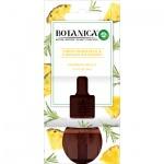 Air Wick Botanica Čerstvý ananas & tuniský rozmarýn elektrický osvěžovač náhradní náplň, 19 ml