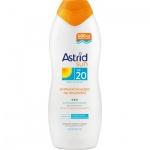 Astrid Sun OF20 hydratační mléko na opalování, 400 ml
