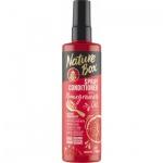 Nature Box Pomegranate Oil balzám ve spreji, 200 ml