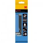 Kodak Razor MAX 2 Blue jednorázová holítka, 8 ks