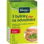 Kneipp 3 bylinky na odvodnění, 60 ks