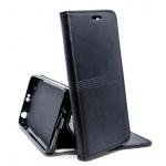Pouzdro Urban Book iPhone 5/5S/SE černá